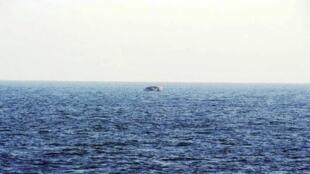 Ảnh minh họa. Hình chụp vùng biển đảo tranh chấp Senkaku/Điếu Ngư, nằm trong vùng 'nhận dạng  phòng không' của Trung Quốc.