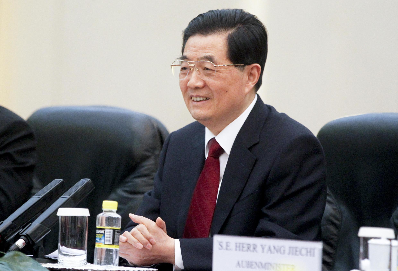 Shugaban kasar Sin, Hu Jintao