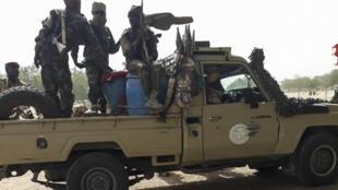 armée soldats militaire tchad koundoul