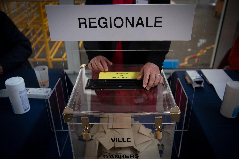 Eleições regionais em França