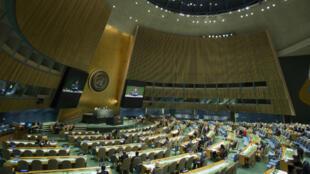 (Ảnh minh họa) - Đại Hội Đồng Liên Hiệp Quốc.