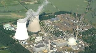 La centrale nucléaire de Philippsburg en Allemagne.