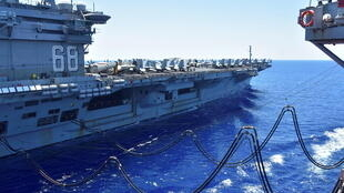 Bien Dong - Mer de Chine méridionale - USS Nimitz