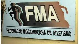 Logotipo da Federação Moçambicana de Atletismo