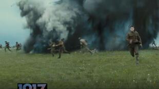 Le film « 1917 » de Sam Mendes.