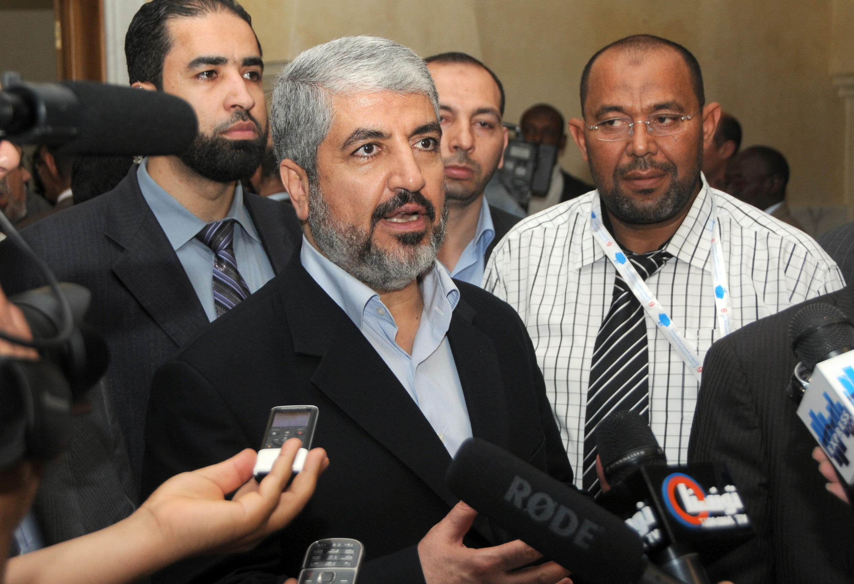 Khaled Mechaal, shugaban bangaren siyasa na Hamas