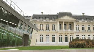 Siège de l'OCDE à Paris.