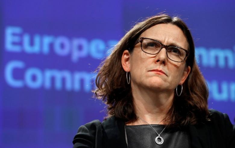 A comissária europeia para o Comércio, Cecilia Malmström, reconheceu na segunda-feira que existem algumas medidas tomadas no Brasil que não são compartilhadas pela União Europeia.