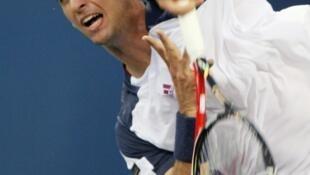 O tenista brasileiro, Thomaz Bellucci, entra na chave principal do torneio.