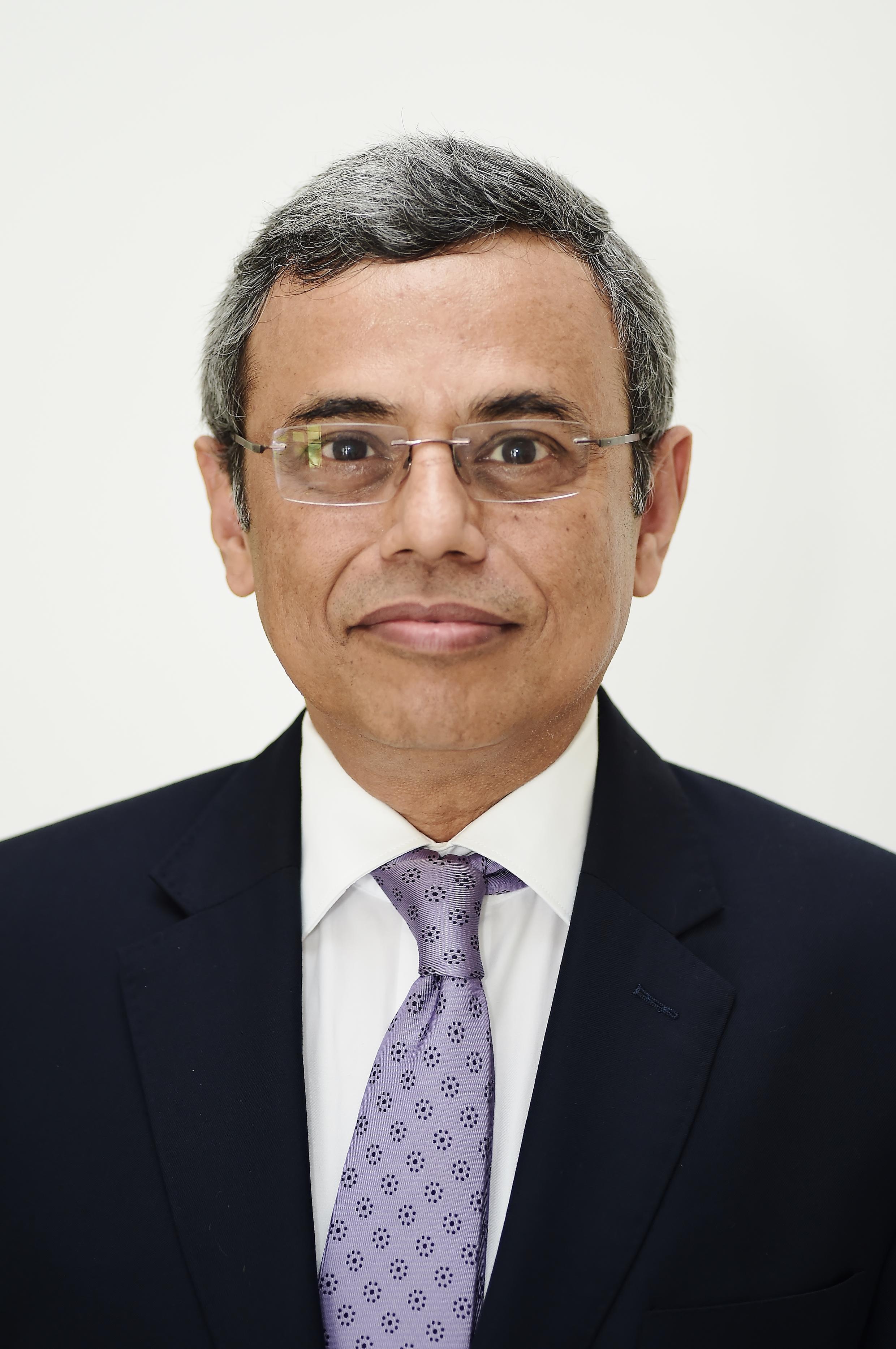 L'ambassadeur de l'Inde en France Jawed Ashraf