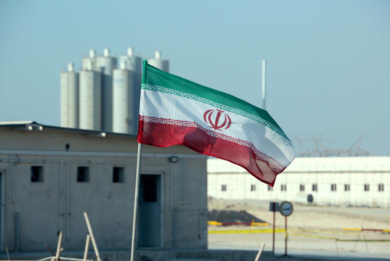 位於伊朗布什爾的一座核反應堆