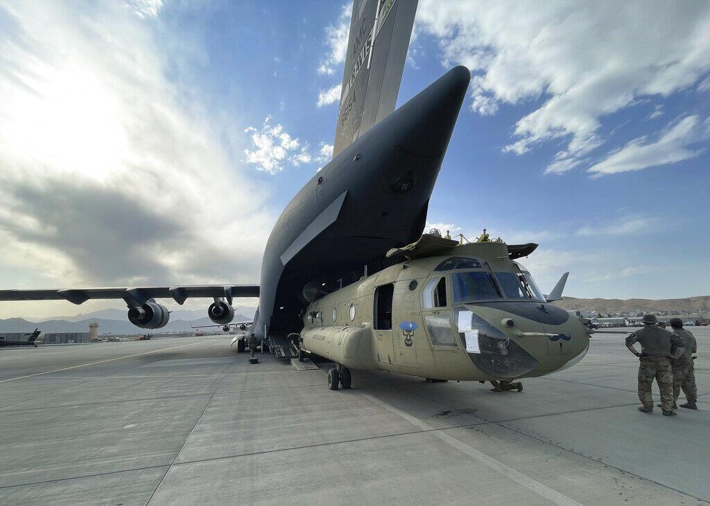 Afghanistan - Etats-Unis
