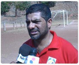 Feizal Sidat, presidente da Federação Moçambicana de Futebol