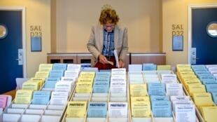 瑞典9月14日進行立法選舉