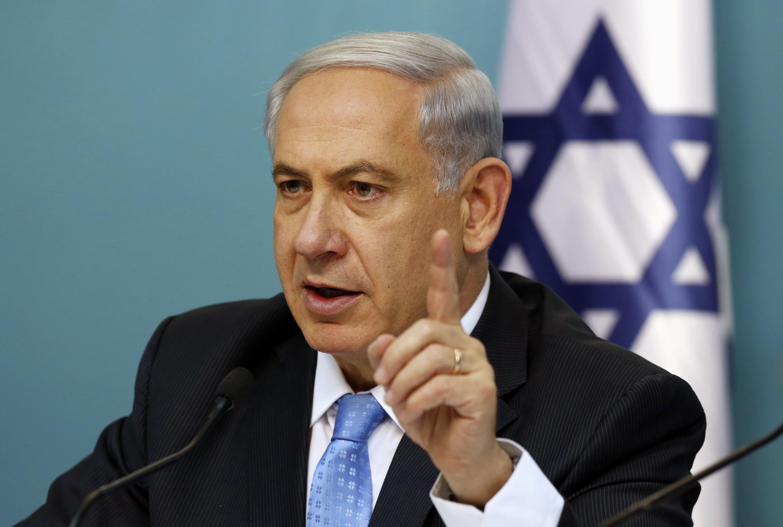 Prime Ministan Isra'ila, Benyamin Netanyahu