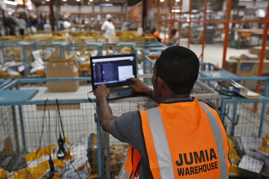 Jumia, entreprise d'origine nigériane, est la première entreprise africaine cotée à Wall Street.