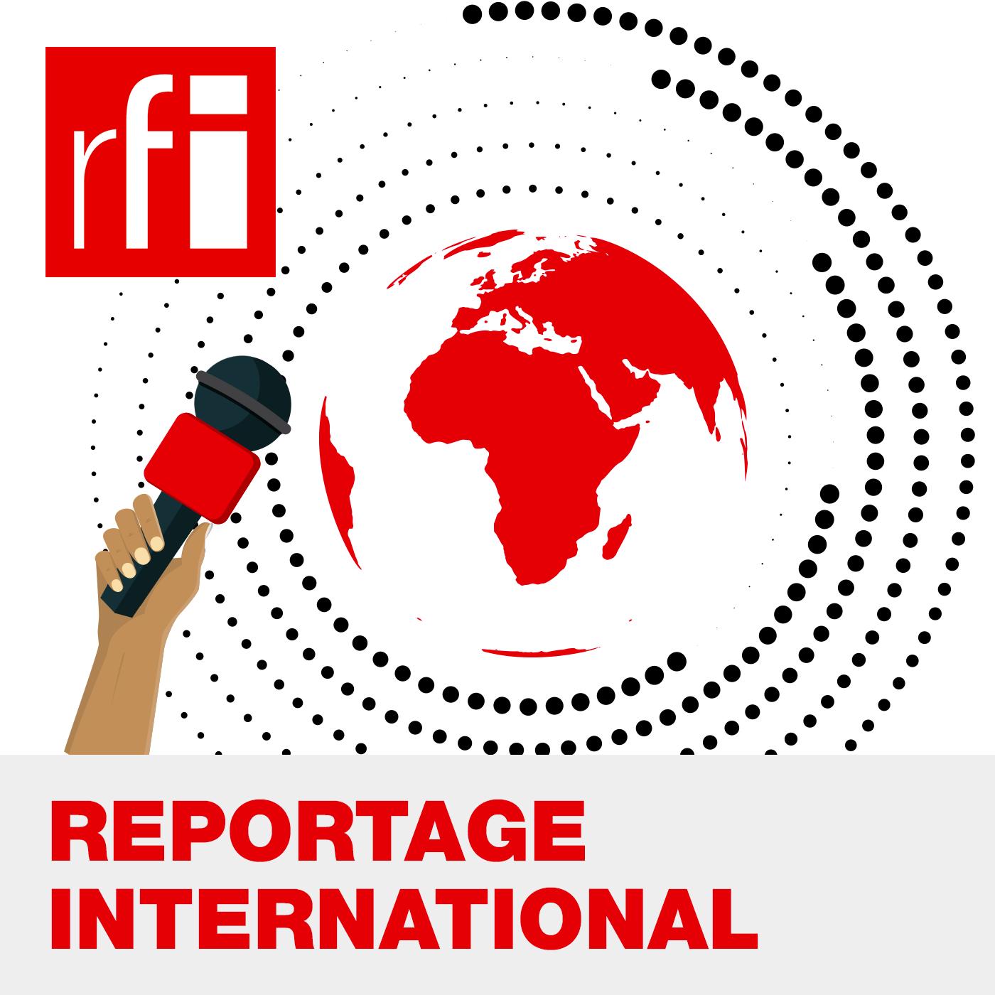 Reportage international:RFI