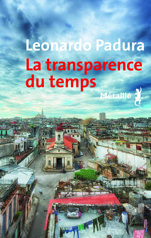 Couverture française du nouveau roman de Leonardo Padura