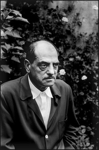 Jesse A. Fernandez. Retrato del realizador español Luis Buñiuel, México, 1957.