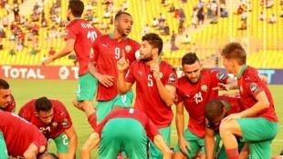 PHOTO Maroc-Togo 01 - CHAN 2020
