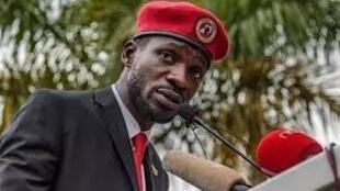 Mawaki, dan majalisa kuma dan takarar Uganda Bobi Wine