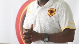 Presidente da Federação Angolana de Futebol, Artur de Almeida e Silva