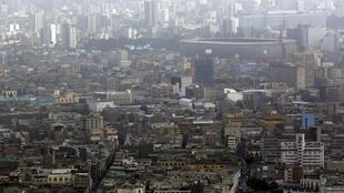 A Lima, comme dans d'autres villes du pays, les températures ont atteint des records (image d'illustration)