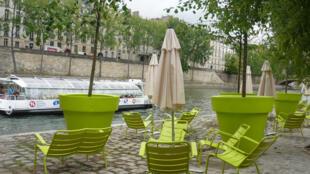 Paris-Plages.