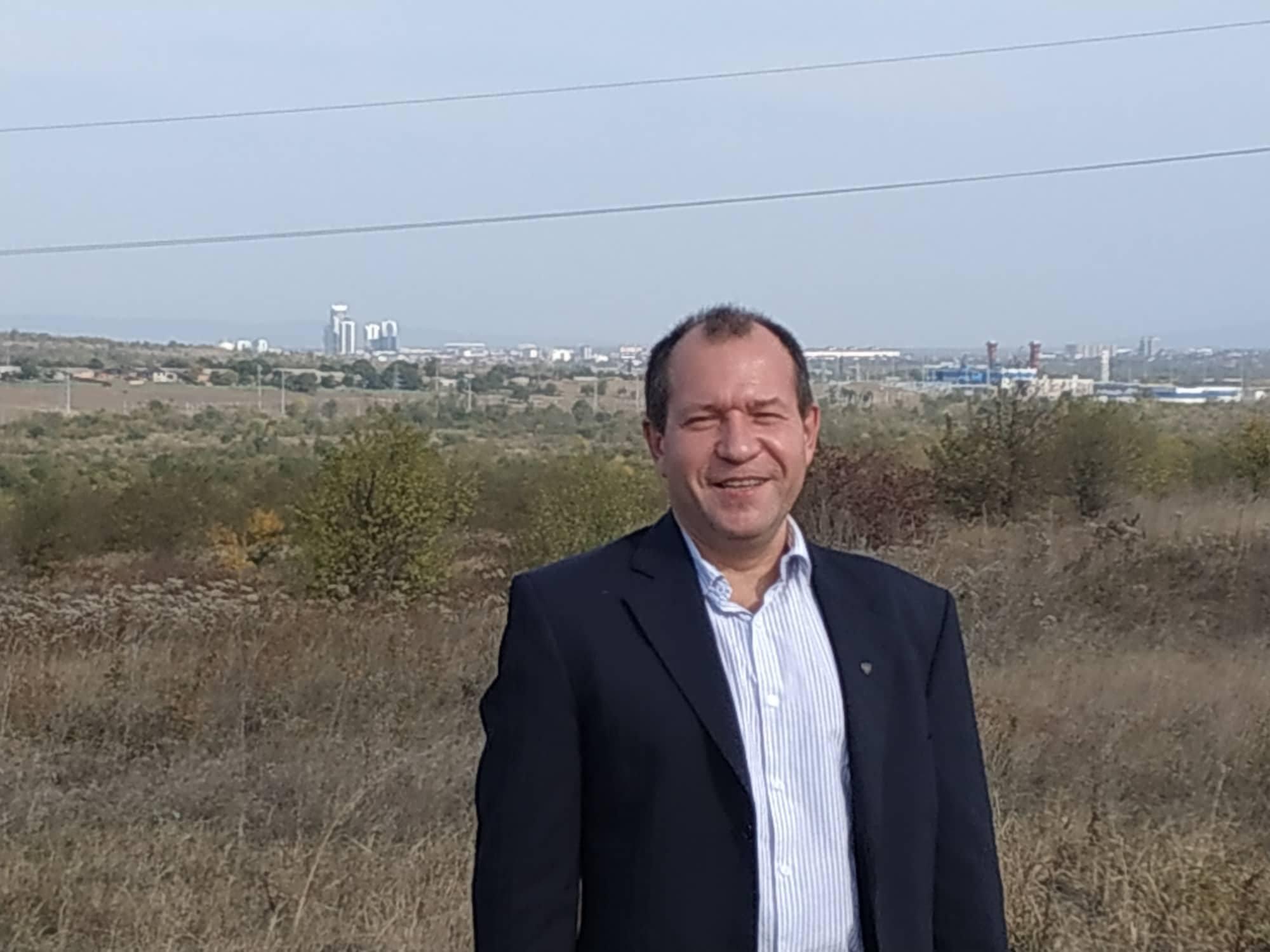 Игорь Каляпин (фото из профиля Facebook)