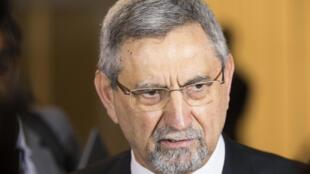 Jorge Carlos Fonseca, Presidente de Cabo Verde.