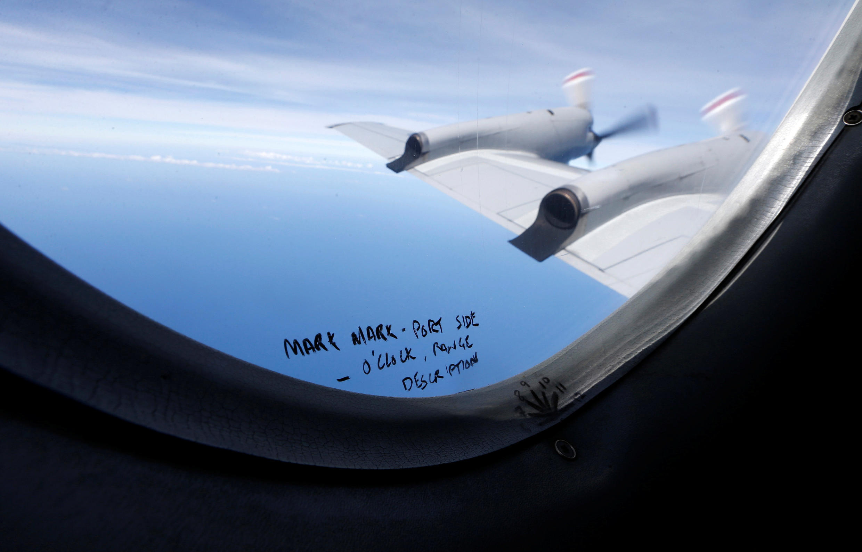As equipes de resgate não conseguiram encontrar a aeronave depois de três anos de buscas