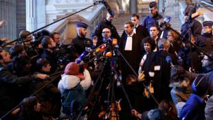 Yayin gangamin na yau da Puigdemont ya gudanar a Brussels ya nemi al'ummar Catalonia su zabi wanda zai dora kan fafutukar nemarwa yankin 'yancin zama kasa mai cin gashin kanta.