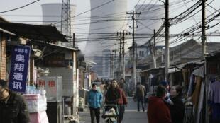 Premier pays émetteur de gaz à effet de serre, la Chine refuse de sacrifier sa croissance.