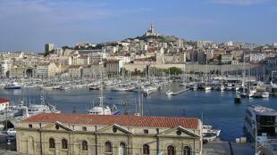 Marseille, vue générale (image d'illustration).