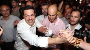 Líder de esquerda, Alexis Tsipras, foi eleito com discurso contra a austeridade.