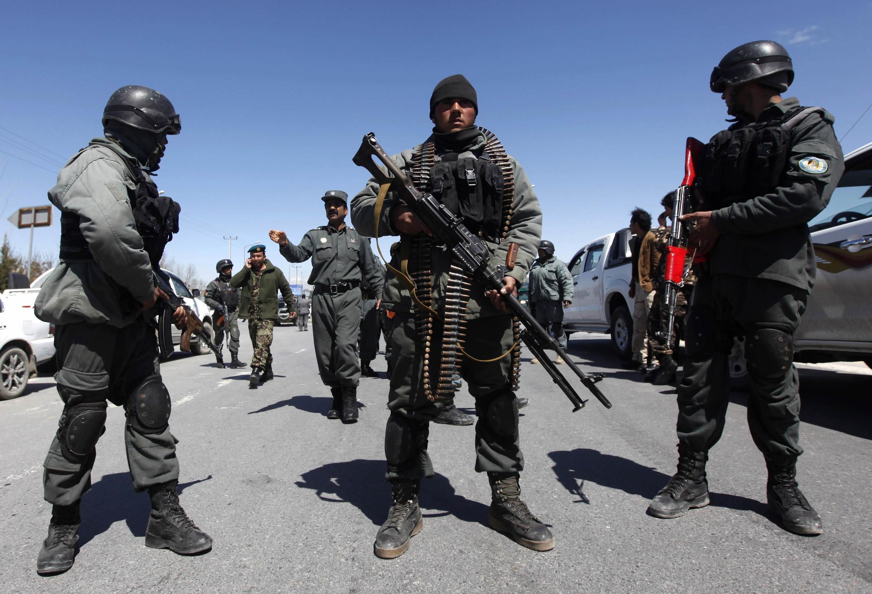 Wasu 'Yan kungiyar Taliban