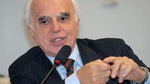 O diplomata, ex-secretário de assuntos estratégicos do governo Lula, Samuel Pinheiro Guimarães