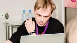 Корреспондент отдела расследований «Медузы» Иван Голунов 27 октября 2018.