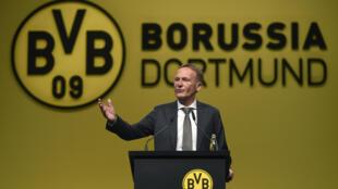 Hans-Joachim Watzke has ruled out Dortmund making any big-money signings for 2020/21.