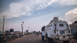 centrafrique bangui minusca