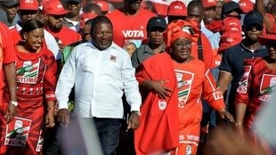 Mozambican President Filipe Nyusi claims sweeping victory for ruling Frelimo party, will oversee oil and gas boom