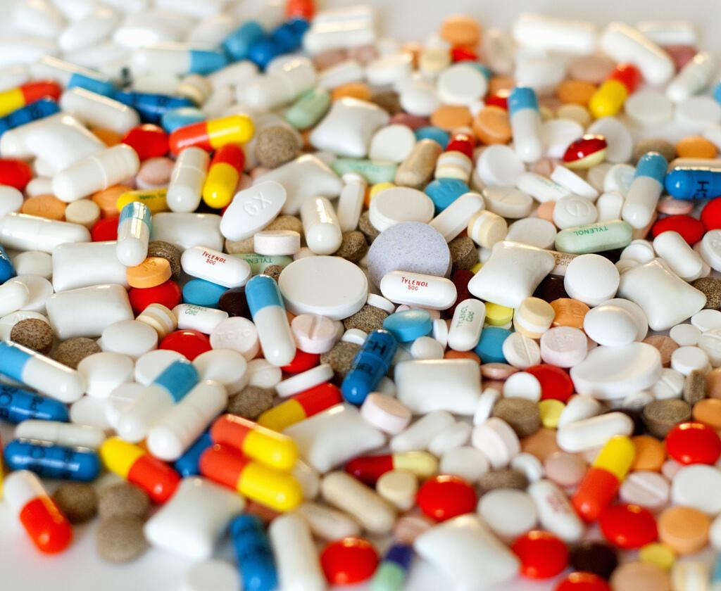 Risco de demência pode estar associado a certos medicamentos, diz estudo.