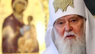 Глава Украинской православной церкви Киевского патриархата, патриарх Киевский и всей Руси-Украины патриарх Филарет