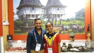 Pavilhão de Timor Leste, Exposição Universal de Milão 2015