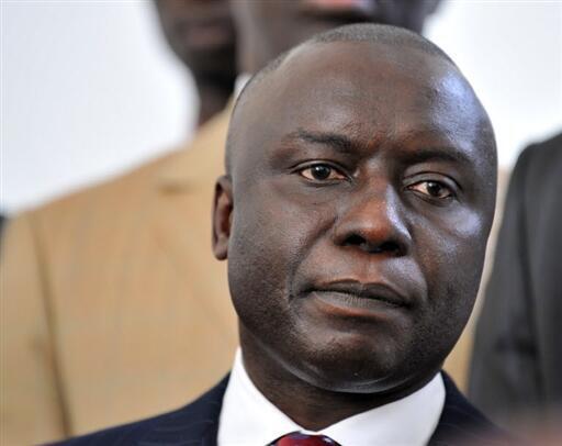 L'ancien Premier ministre sénégalais Idrissa Seck.