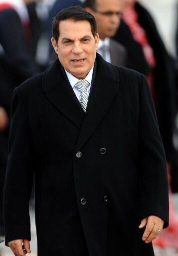 Zine el-Abidine Ben Ali, ici en 2010, a été condamné par contumace à la prison à perpétuité, ce jeudi 19 juillet 2012.
