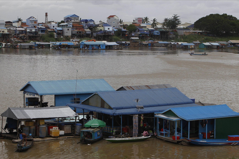 Au Cambodge, les études d'impact environnemental ne sont par exemple presque jamais rendues publiques.