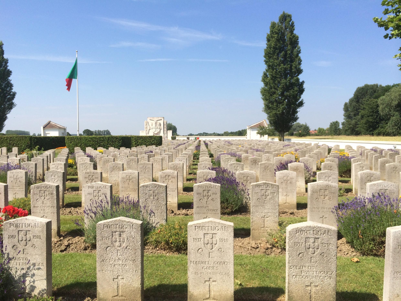 Cemitério militar português de Richebourg