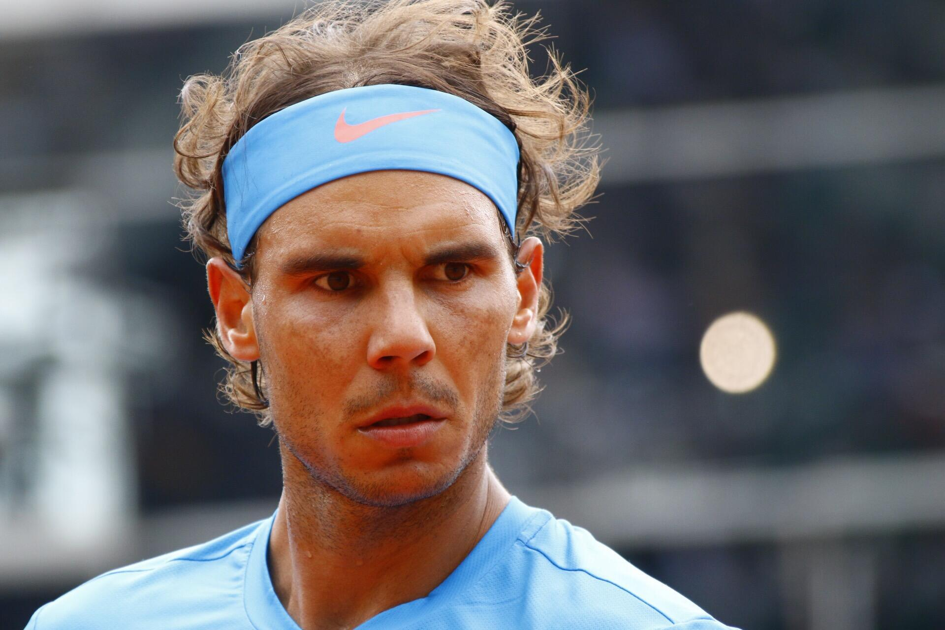 Rafael Nadal is hoping to win a third title at Wimbledon
