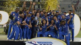The Mumbai Indians won their fourth IPL title last year